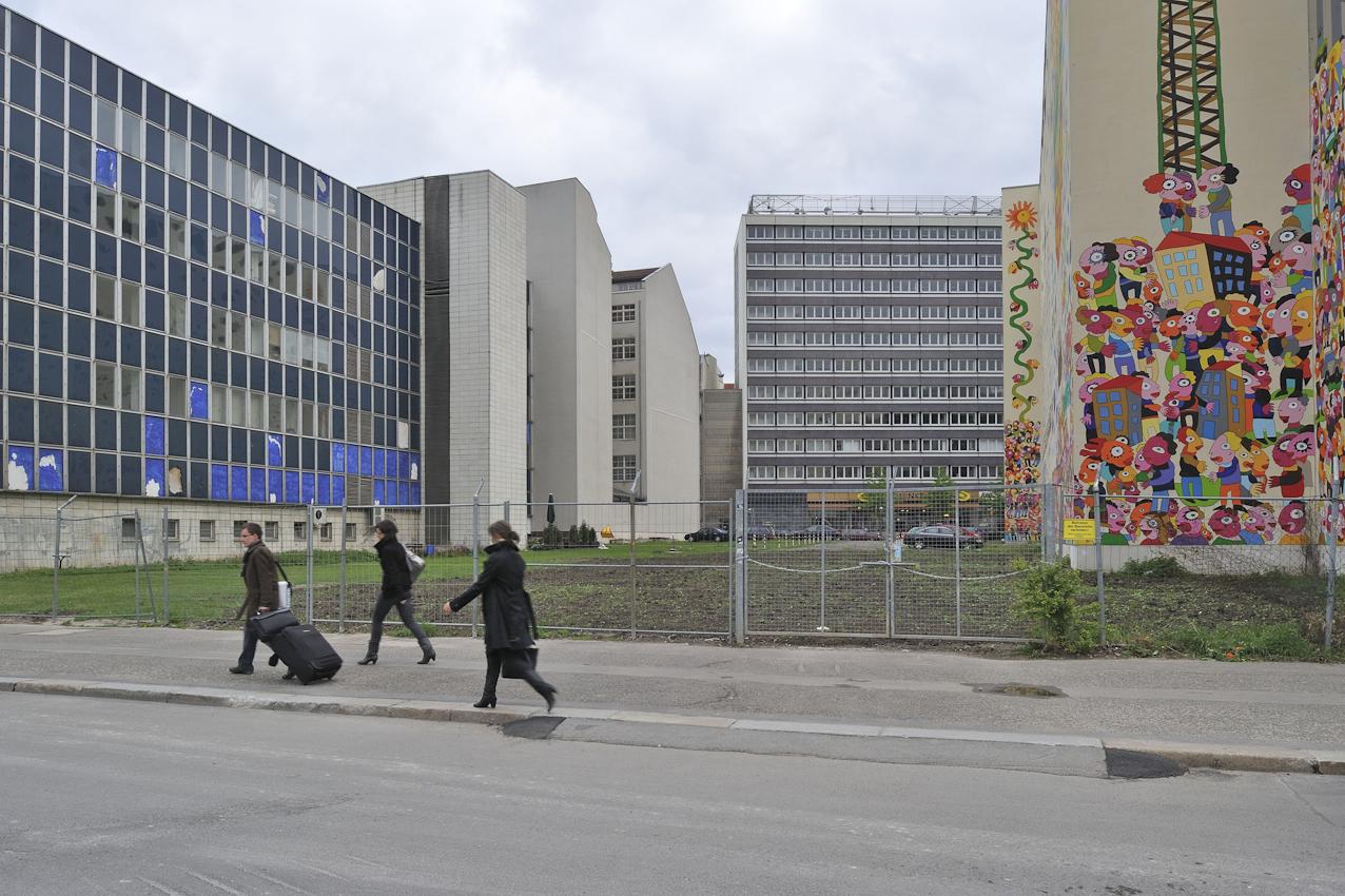 Richard-Wagner-Straße, Zentrum Leipzig.