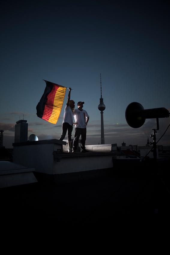 """freier Fotoshooting zum Thema"""" WM Fussballfans"""""""