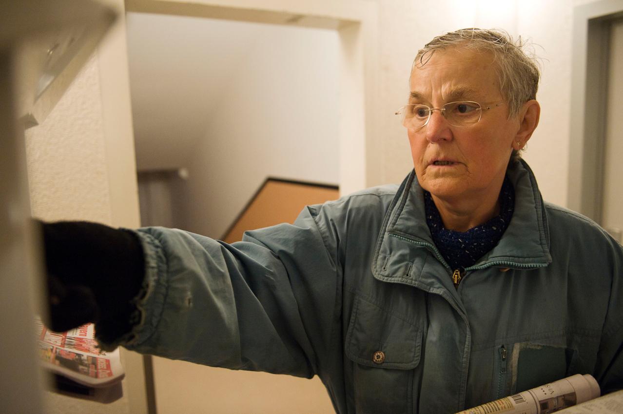 05.19 Uhr. Doris Kramer hat ihre Tour im Kopf.