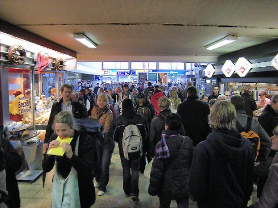 Hauptbahnhof Münster 2