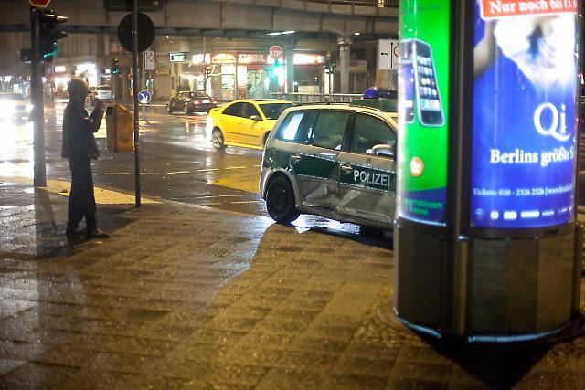 Polizeieinsatz 1