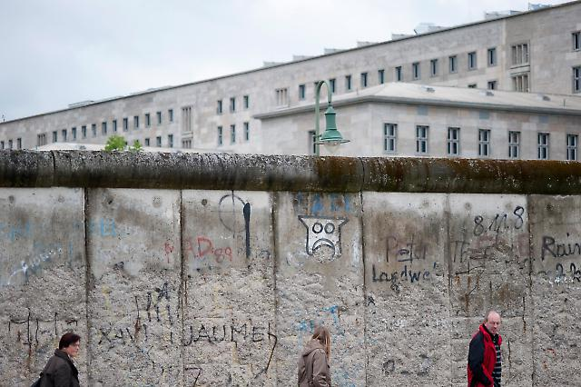 Touristen in Berlin 2