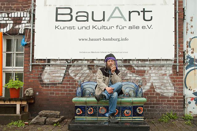 BauArt-Projekt Hamburg 1
