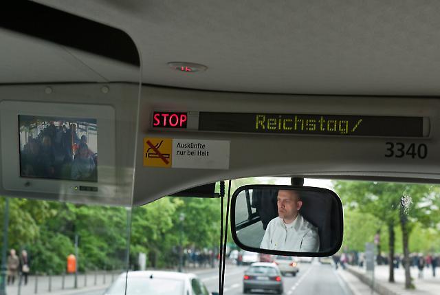 Sightseeing im Doppeldeckerbus 1