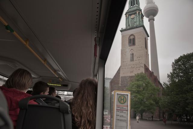 Sightseeing im Doppeldeckerbus 4