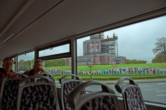 Sightseeing im Doppeldeckerbus 5
