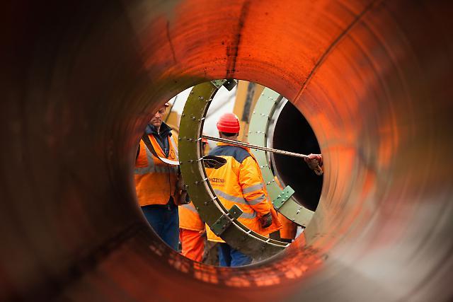 Ostsee-Pipeline-Anbindungs-Leitung 6